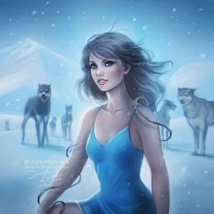 Taylor: Out of the woods by daekazu on DeviantArt