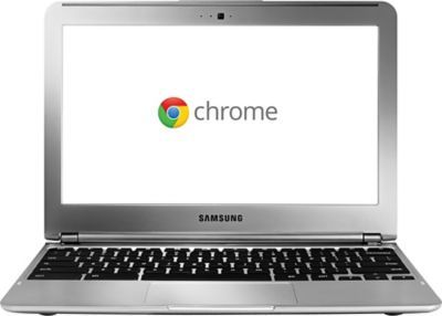 Samsung - Portatif Chromebook (XE303C12-A01CA), 11,6 po, 1,7GHz Exynos 5250, clé USB intégrée 16 Go e.MMC iNAND, DDR3 RAM 2 Go