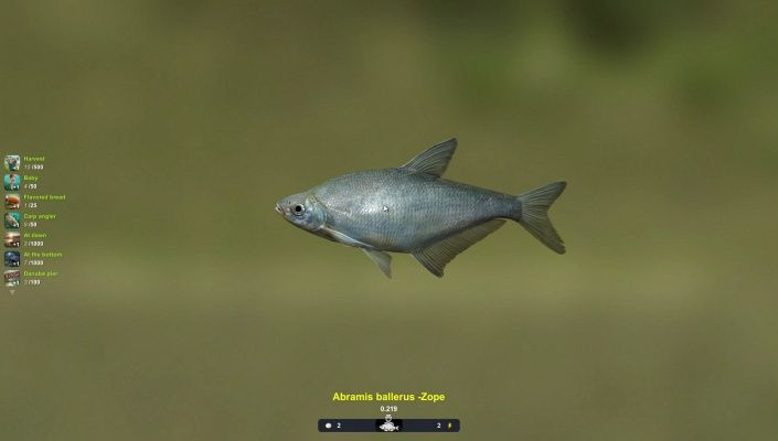 Trophy Fishing 2 is a Free to play Sport Fishing simulator Multiplayer Game featuring beautiful and realistic 3D environment