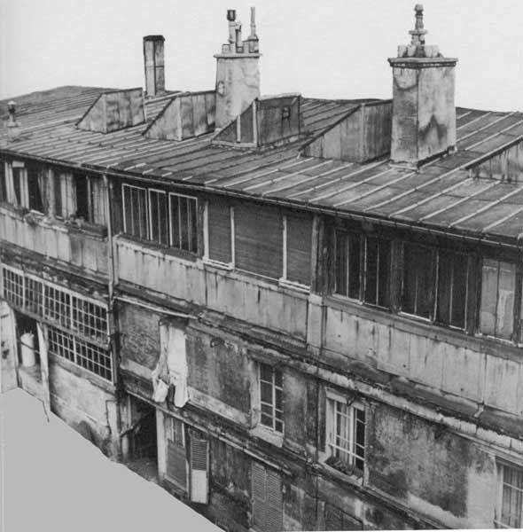 Le Bateau-Lavoir, Paris studios