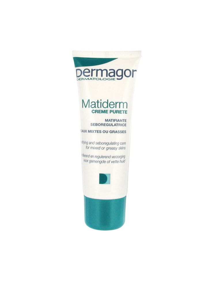 Dermagor Matiderm матирующий крем и Seboregulating 40ml € 9.08