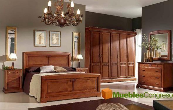 12++ Dormitorios de madera clasicos ideas
