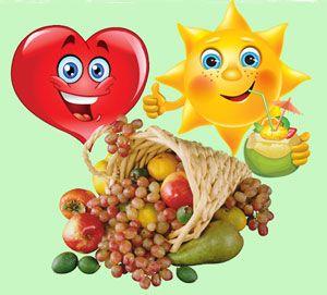 Здоровое питание для сердца
