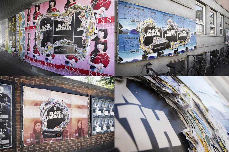 black sabbath album ad outdoor - Google Search