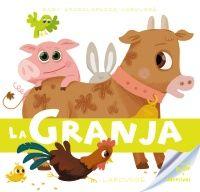 «La granja» descubrirá a pequeños y mayores el maravilloso mundo de los animales de la granja. Vacas, ovejas, gallinas, conejos y cerditos conviven para proporcionarnos ricos alimentos que tomamos todos los días; leche, huevos, carne. Además conocerán dónde viven; el corral, el establo, la conejera, la charca. ¡Quiquiriquí! Empieza un nuevo día. ¡Hora de levantarse para trabajar!
