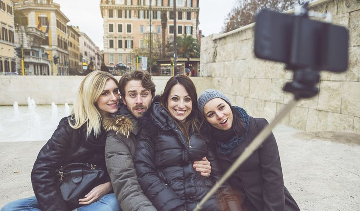Stick it: global attractions that have banned the selfie stick