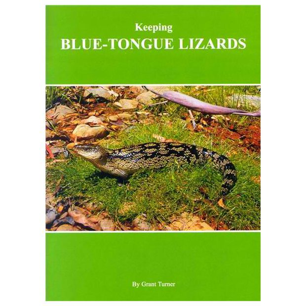 Keeping Blue Tongue Lizards (Aust)