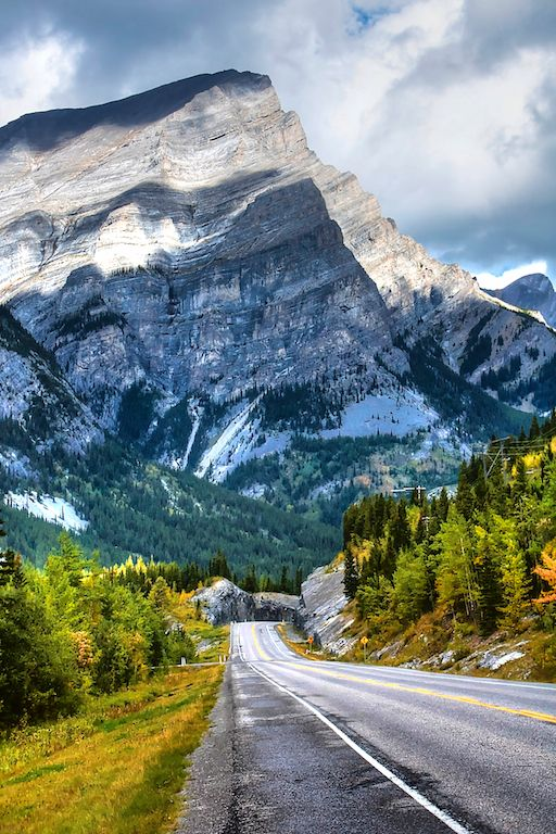 Kananaskis Country – Alberta. So lucky I got to call this place home for 4 months.