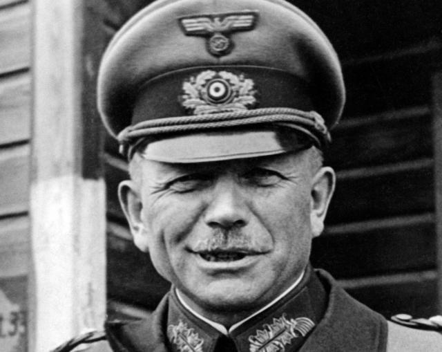 World War II: Colonel General Heinz Guderian
