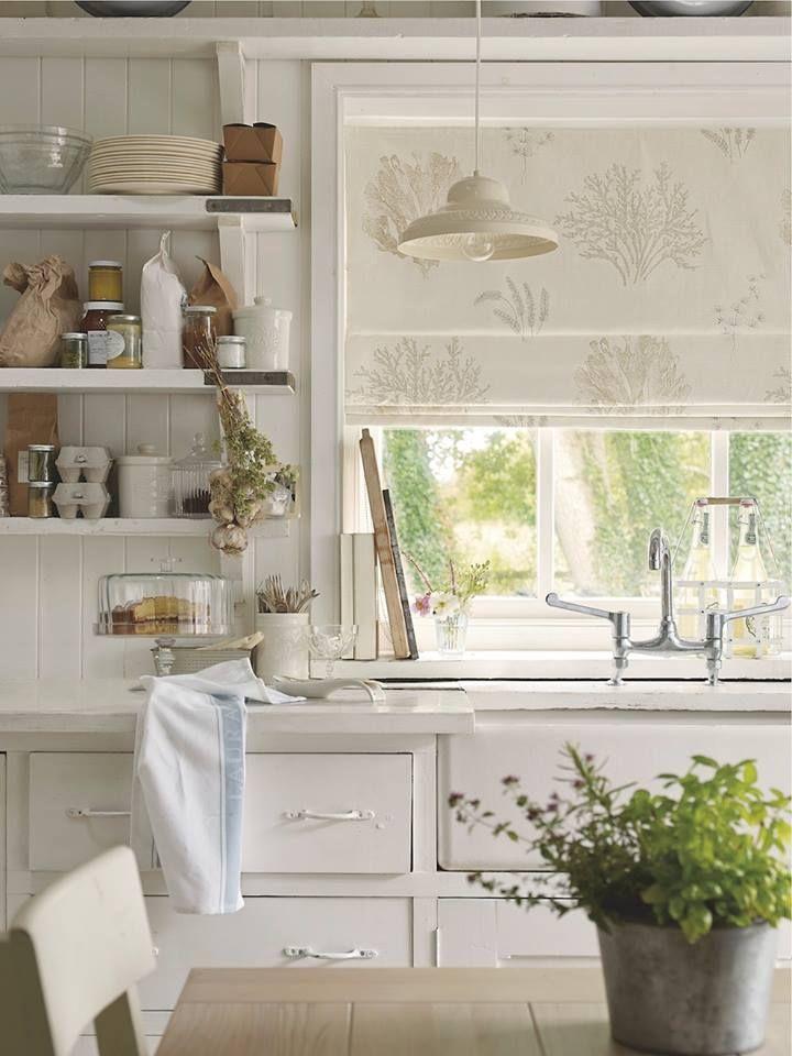 Luxury Laura Ashley kitchen