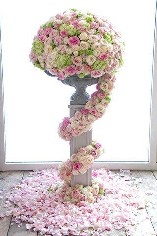 best 25+ wedding floral arrangements ideas on pinterest | baby's