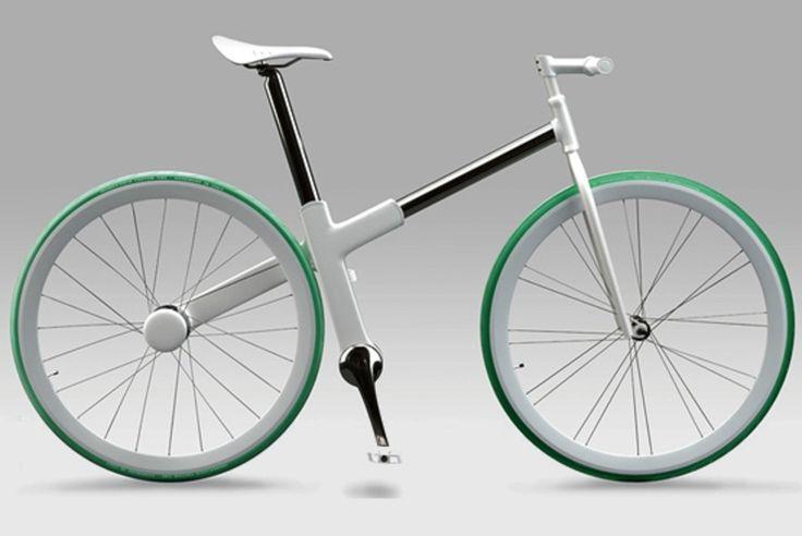 Il tentativo di Bike 2.0 è quello di fare un passo avanti nel design delle biciclette senza snaturarne il concetto. Un oggetto che mira ad essere prodotto, visto che le ruote e altre componenti sono già sul mercato, ma che comunque offre un grande spunto di innovazione nel look.