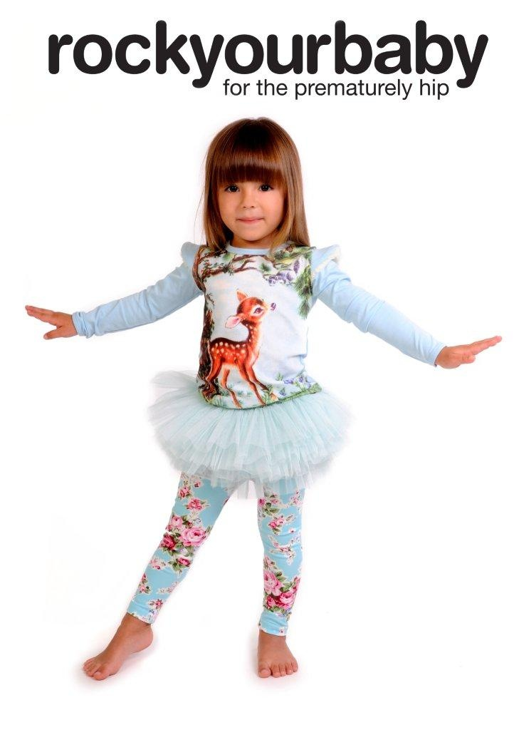 Rock Your Baby kids fashion winter 2013