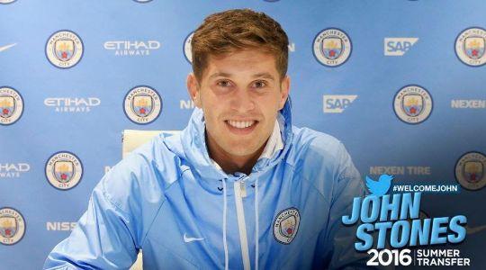 Welcome to Ejudiva's blog: Man City sign England defender John Stones from Ev...