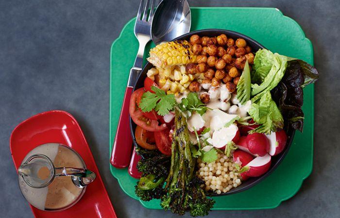 Vegan Buddha bowl | Essentials