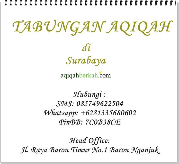 Tabungan Aqiqah di Surabaya