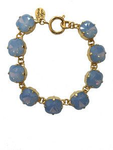 Victoria Lynn 12mm Square Goldtone Bracelets All bracelets comes with a genuine Victoria Lynn tag attached to it. These bracelets are made with genuine Swarovski crystals. Made in Mississippi,