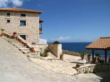 Sea View Castle - zakynthos -Griekenland