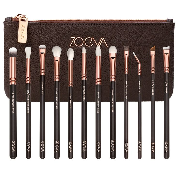 ZOEVA Sett Rose Golden Complete Eye Set (Vol. 1) PRODUCT