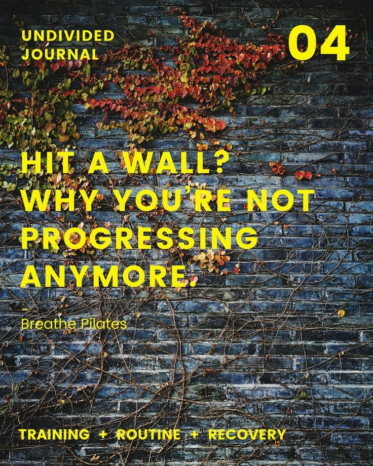Hit a plateau in your training? New blog post on 5 things you can do to breakthrough and keep on progressing.  Read it at http://www.bit.ly/UF-journal-04
