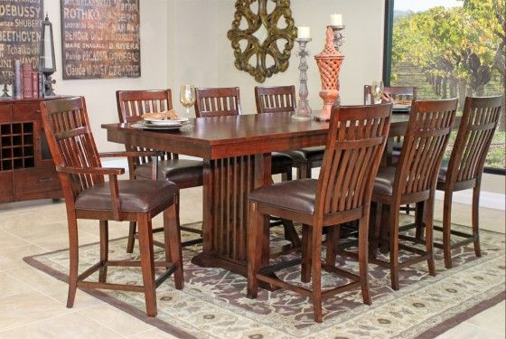 dining room sets for less   17 Best images about Dining Rooms on Pinterest   Shops ...