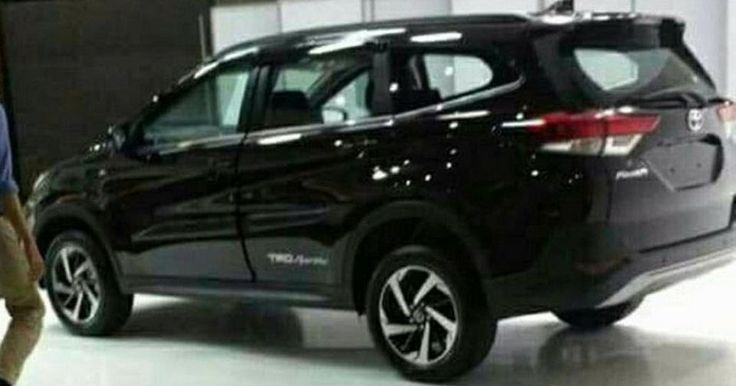 New 2018 Toyota Rush Leaked Ahead Of Next Week's Unveiling #Asia #Daihatsu