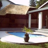 Future Holiday Homes three bedroom self-catering accommodation in Margate, with lapa and pool. Walking distance to beach on the KZN South Coast.