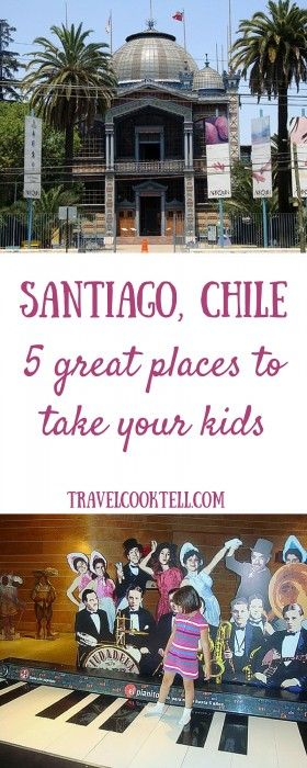 Planning a trip to Santiago, Chile but don't know what to do with your kids? Here are some fun activities for kids (and adults) to enjoy. MUSEO ARTEQUIN This museum is a wonderful opportunity…