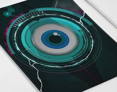 "Check out new work on my @Behance portfolio: ""The Eye"" http://be.net/gallery/31444327/The-Eye"