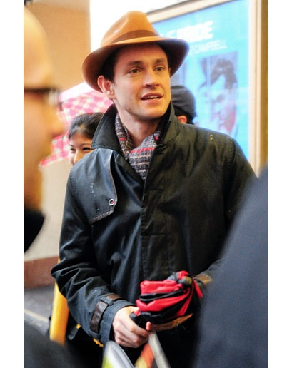 Hugh Dancy: In Style, Style Influenc