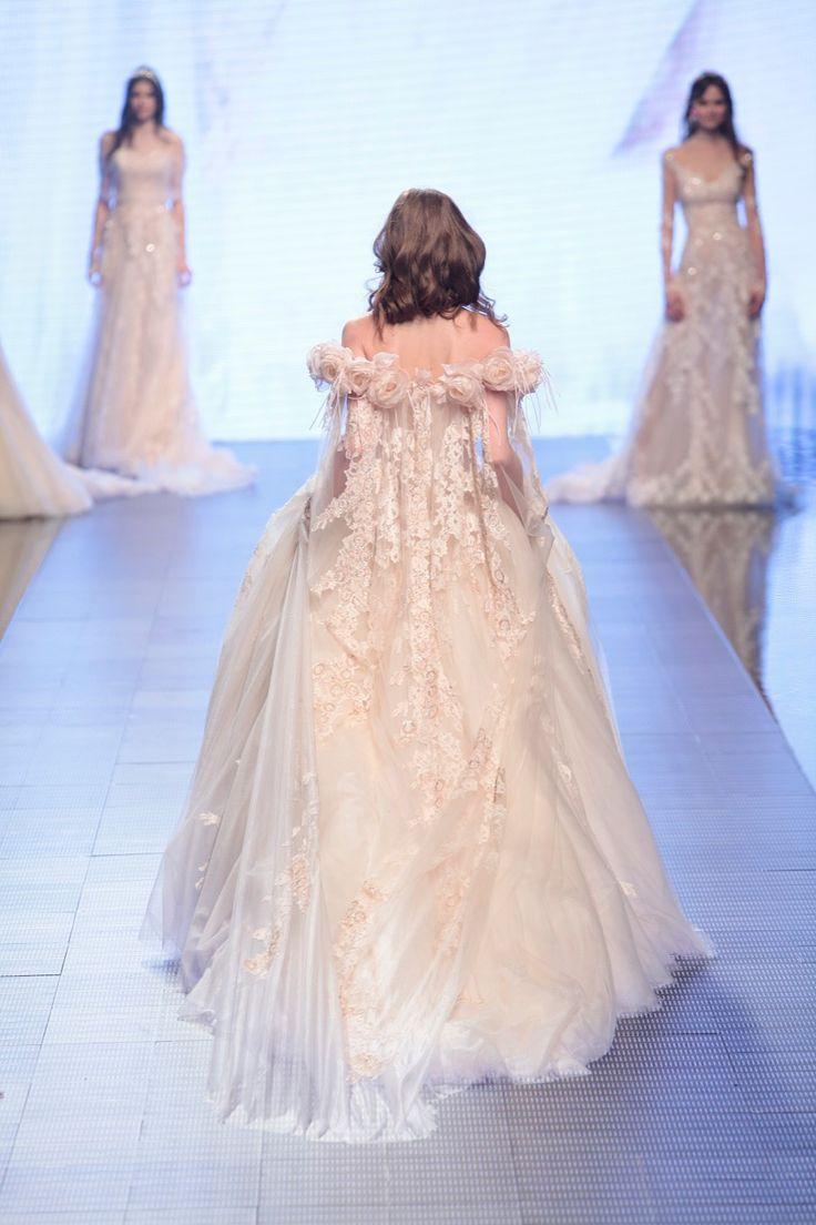 Wedding Dress Nicole - Collection ALESSANDRARINAUDOLOOKBOOK TAYLOR ARAB16604 2016