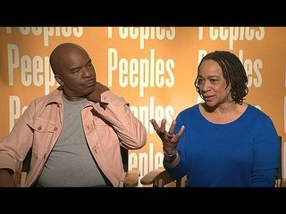 """Peeples: Exclusive: David Alan Grier and S. Epatha Merkerson -- We go one-on-one with actors David Alan Grier and S. Epatha Merkerson to talk about their roles in """"Peeples"""". -- http://wtch.it/K7oQA"""