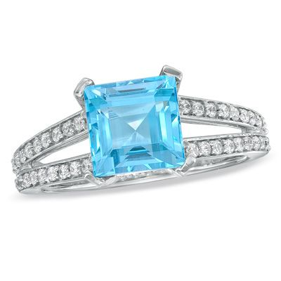Peoples Wedding Rings 37 Marvelous Cushion cut engagement rings
