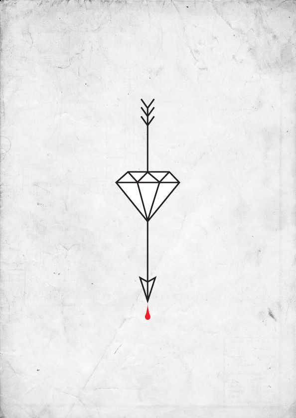 Def getting this tattoo! Bc an arrow is the sign for a Sagg! AHHHH!!! I love it!