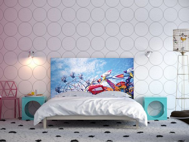Headboards - Bedroom Design Ideas and Inspiration | Ideas | PaperToStone