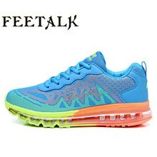 US $28.60 Feetame running shoes 2017 air for women new fall Flywire cushion sneakers free run sport zapatillas hombre max sales trainers. Aliexpress product
