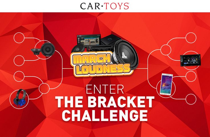 March Loudness Basketball Bracket Challenge: The countdown begins! 3 days until Selection Sunday.  http://marchloudness.com/ Play to win heart thumping speakers, powerful amplifiers, DVD receivers and Sony smartphone headphones – they're all up for grabs! #MarchMadness