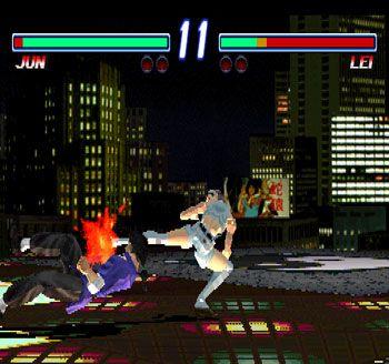 Tekken 2 (MAME)