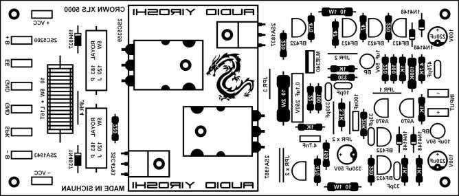 [Get 25+] Crown Amplifier Schematic Diagram
