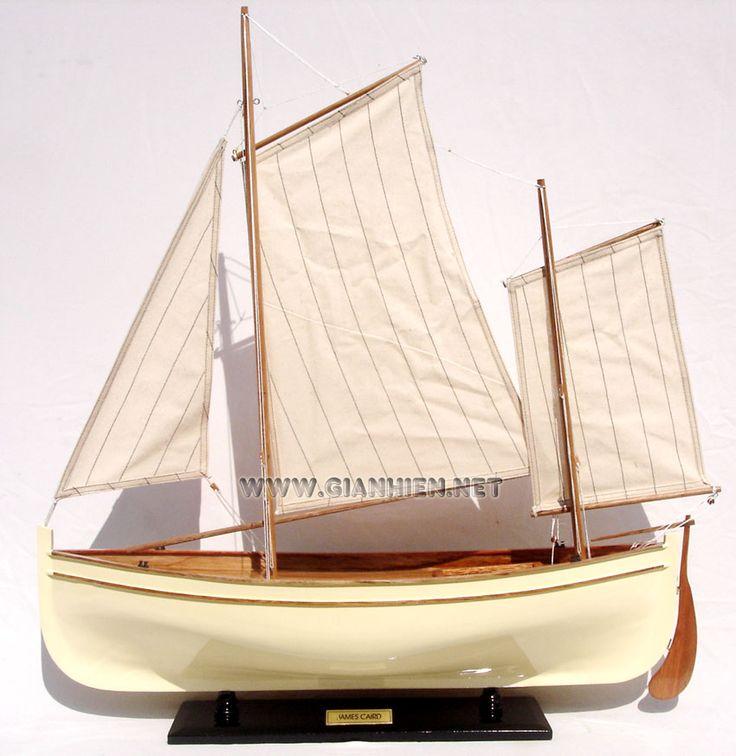 Model Boat James Caird