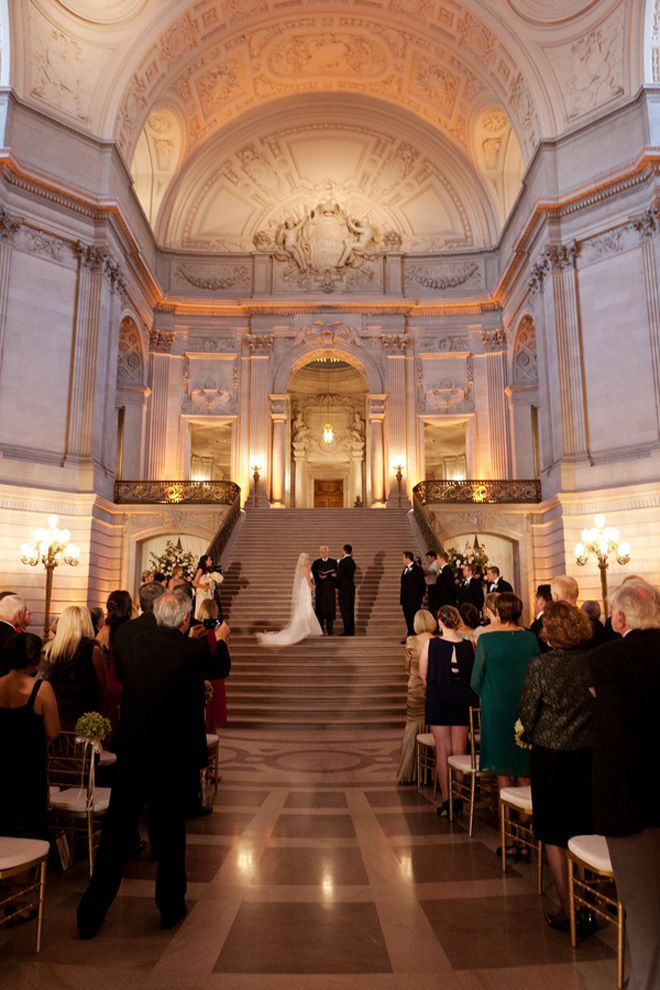 Lavish, San Francisco City Hall Nuptials