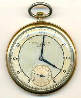 """Relógio de bolso e caneta """"tinteiro"""" Parker 51: dois """"representantes"""" do charme dos Anos Dourados:"""