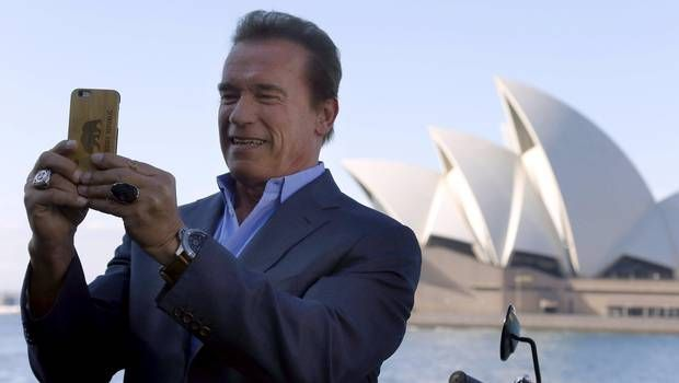 """""""Hasta la vista, baby"""": Schwarzenegger presta su voz a Waze - Mundo Digital - 24horas"""