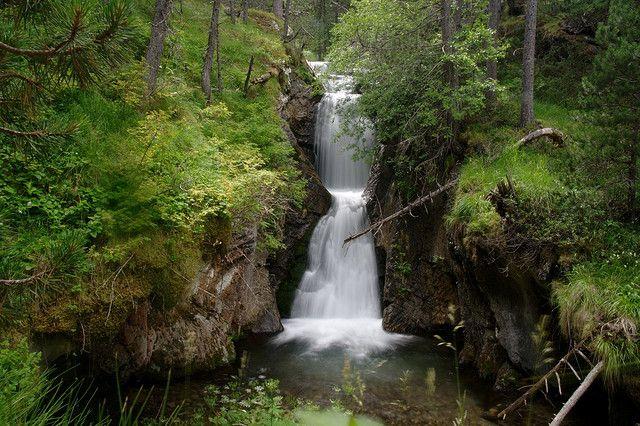 Parque Nacional Aigüestortes i Estany de Sant Mauricio - Lleida
