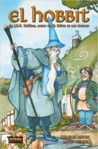 El Hobbit: Amazon.es: J. R. R. Tolkien, Charles Dixon, Sean Deming, Lorenzo Diaz, David Wenzel: Libros