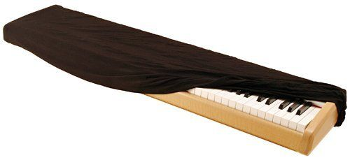 On Stage Keyboard Dust Cover for 88 Key Keyboards by On Stage. $17.07. On Stage Keyboard Dust Cover - for 88 Key KeyboardsOn Stage keyboard dust covers provide protection from harmful dust and debris to keep your keyboard playing at its best! This cover is made of dust free spandex material that stretches to fit 61-76 or 88 key keyboards. This On Stage cover is complete with a built-in bag, plastic cord, and locking clasp. On Stage provides locking clasps that ...