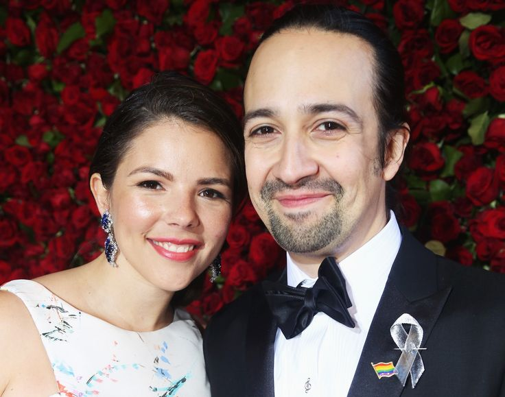 The Epic Surprise *Hamilton*'s Lin-Manuel Miranda Gave His Wife at Their Wedding