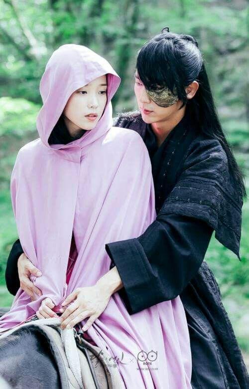 Moon Lovers: Scarlet Heart Ryeo | Lee Joon Gi + IU