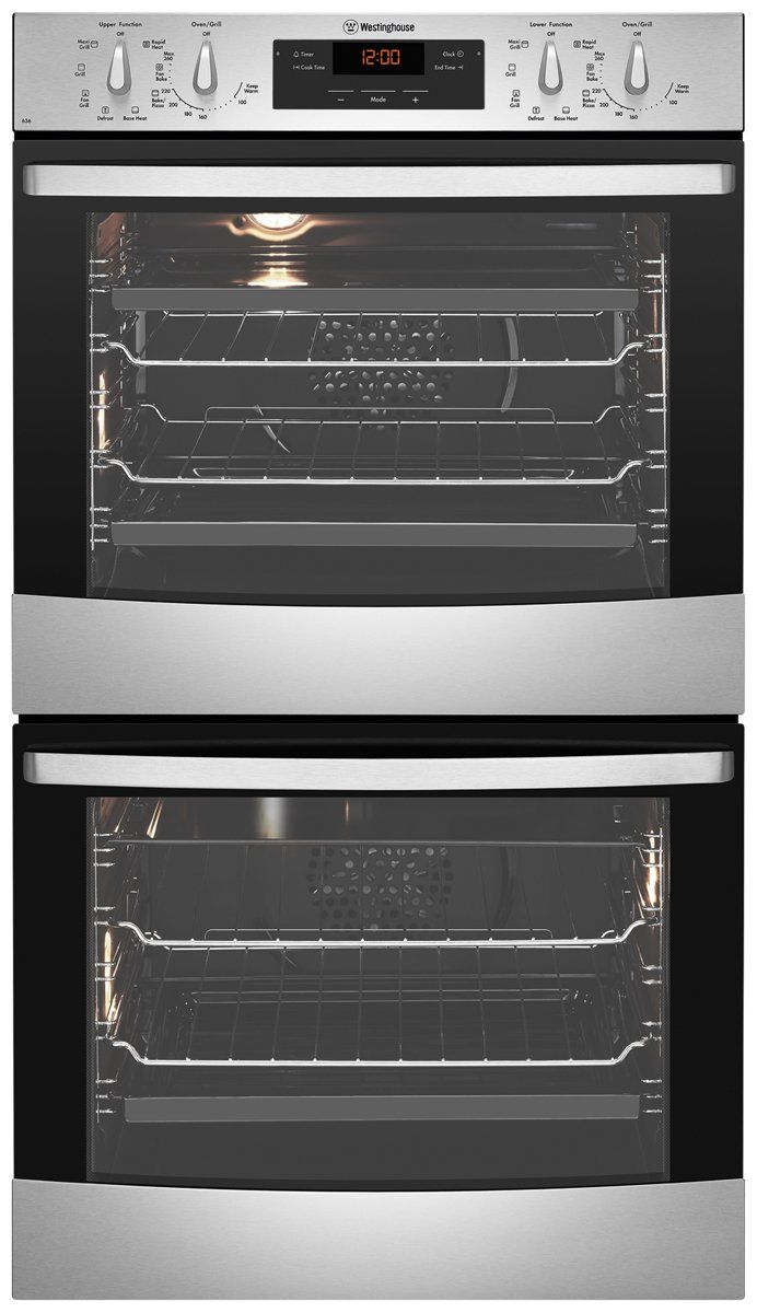 Westinghouse Wve636s 60cm Electric Built In Double Oven