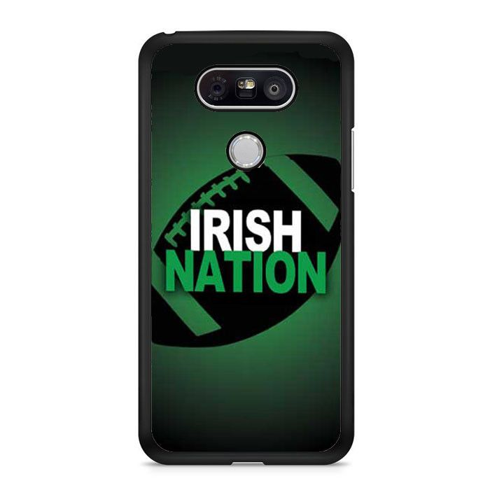 Notre Dame Irish Nation LG G5 Case Dewantary